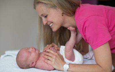 Babymassagekurs (6 Wochen – 6 Monate alt)